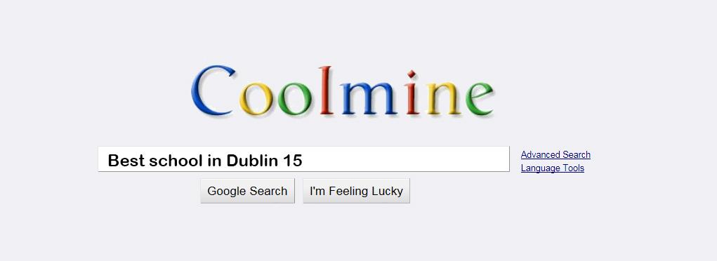 Coolmine-Google-Logo