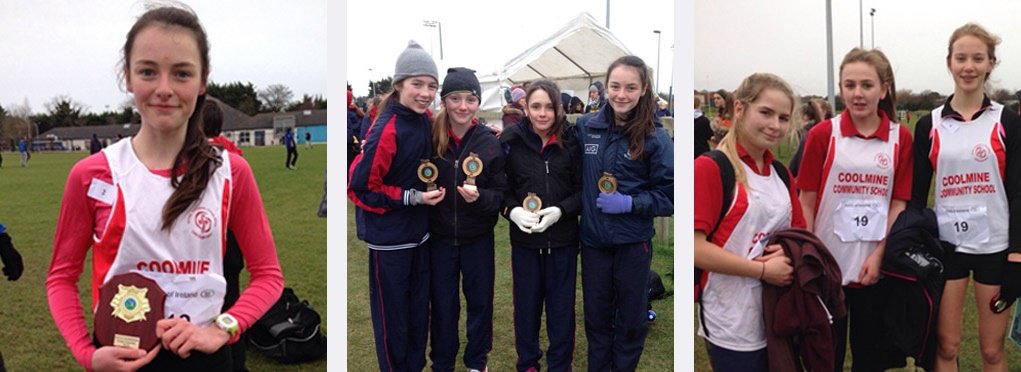 cross country at DCU 2015 banner