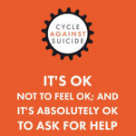 cycle agains suicide
